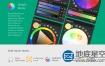 PS插件:色环配色破解版 Coolorus V2.5.14