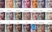 LUTs预设:50个Instagram风格电影视频调色LUTs预设