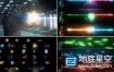 视频素材:115个科幻电影能量波冲击魔法武器开枪光线火焰特效4K素材