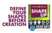 AE脚本:自定义生成图形层动画 Aescripts Shape Up v1.04