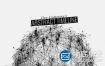 AE模板-抽象的点线连接网格粒子文字宣传片头 Interdependence – Epic Trailer