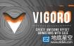 AE脚本:MG延迟拖尾效果 Aescripts Vigoro V1.0.4