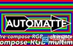 AE脚本:预合成RGB通道自动识别 Aescripts AutoMatte v1.0