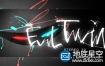 AE脚本:三维立体视频转换制作 Aescripts Evil Twin Stereo 3D v1.1.0