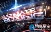 AE模板-拳击竞技场比赛介绍体育广播栏目包装片头动画