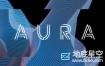 AE插件:无限几何图形循环生成动画 Rowbyte Aura v1.0