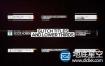 AE模板-信号损坏科幻未来派文字扭曲标题字幕条动画 Glitch Titles and Lower Thirds
