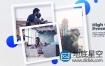 AE模板-经典多彩时尚魅力视频电子相册