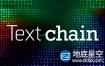 AE脚本:文字样式编辑 Aescripts Text Chain v1.1