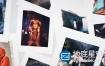 AE模板-快速展示摄影照片相册动画