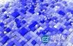 C4D教程:方块圆球弹跳动画+工程文件
