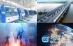视频素材:中国科技制造业高速发展