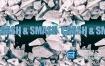音效素材:1110+玻璃木材破碎粉碎滚石金属撞击碰撞声音