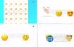 AE模板-3D卡通emoji创意三维偷笑发怒捂脸得瑟动画表情包