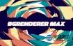 AE脚本-多线程加速渲染输出文件 BG Renderer MAX v1.0.17 Win/Mac + 使用教程