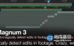 AE脚本:视频素材自动剪辑分段 Aescripts Magnum v3.3.2 + 使用教程