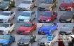 3D模型:现代汽车小轿车模型