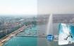 LUTS预设:10个大疆/GH5/GoPro/Sony风景旅拍vlog蓝天空调色预设