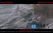Houdini教程:海洋波浪流体光效渲染特效教程 Gumroad – VFX Studio Oriented Masters of The Sea with Timucin Ozger