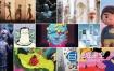 2019年Stash 137期电视包装广告创意动画短片合集