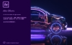 Adobe After Effects 2020 视频特效合成软件AE 2020中英文破解版Win/Mac