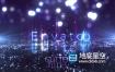 AE模板-豪华的颁奖典礼唯美闪烁粒子时尚文字标题宣传片头动画