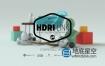 C4D插件:灰猩猩HDRI贴图渲染预览调用 GSG HDRI Link 1.054