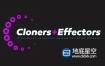 AE脚本:图层复制克隆动画特效 Cloners Effectors v1.2.5