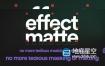 AE插件:蒙板遮罩底栏文字特效 Effect Matte v1.3.1
