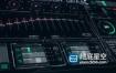 AE模板-200种HUD界面未来科技感设计元素包 FUI HUD Design Elements