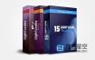 视频素材-45个唯美漂亮镜头光晕泄漏光斑炫光视频素材 Light Leaks Professional Pack