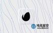 AE模板-干净简洁的线条logo展示动画