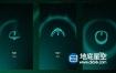 AE模板-音频频谱音乐可视化动画
