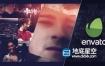 AE模板-多视频照片墙logo标志展示片头动画