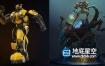 3D模型-经典影视游戏角色模型合集