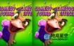 音效素材-99种综艺幽默滑稽卡通和喜剧游戏动物节目搞笑音效