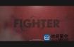 AE模板-震撼炫酷的电影预告宣传片头动画 Fighter
