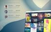 AE模板-网站网页主题介绍网络推广促销SEO优化