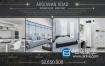 AE模板-房地产公司住宅楼房别墅室内照片介绍动画
