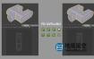 C4D插件-快速展UV插件 FD UVToolkit 1.0