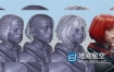Blender插件-头发制作生成插件 Gumroad – Hair Tool Blender v2.20