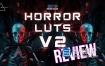 LUTs预设-31个万圣节夜恐怖电影Luts调色预设Triune Digital Horror LUTs V2