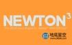 AE插件-牛顿动力学中文汉化插件 Newton 3.3 Win破解版 + 视频教程