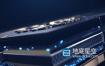 AE模板-E3D三维质感的文字标志logo片头动画