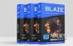 Blender插件-火焰烟雾爆炸特效生成插件 Blender Market – Blaze V1.4 + 使用教程