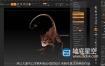 ZBrush教程-数字雕刻基础核心技能训练视频中文字幕