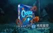 音效-542个游戏UI界面海洋水底探索水流冒险运动环境音效 Epic Stock Media – Ocean Game