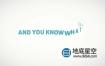 AE模板-MG弹性文字滑动企业公司宣传介绍片头动画