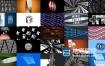 AE模板-138个3D动画创意文字标题排版宣传海报包装动画 Kinetic Typography Trending Posters