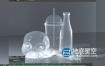 C4D材质-OCTANE树脂材质